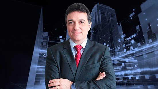 Orlando Merluzzi, CEO da MA8 Consulting Group